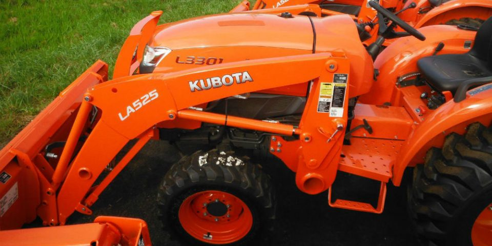 Kubota - Do You Need a Kubota Tractor this Winter
