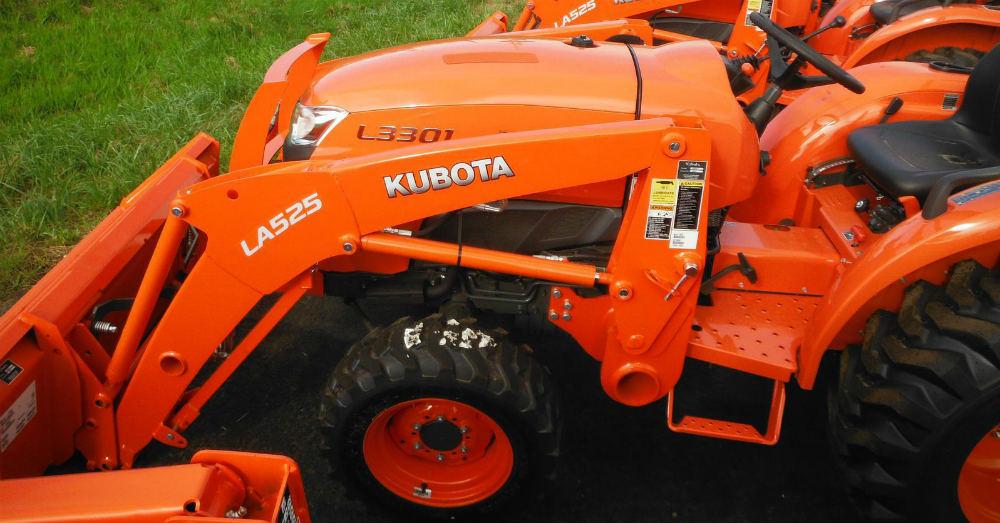 Kubota - Do You Need a Kubota Tractor this Winter