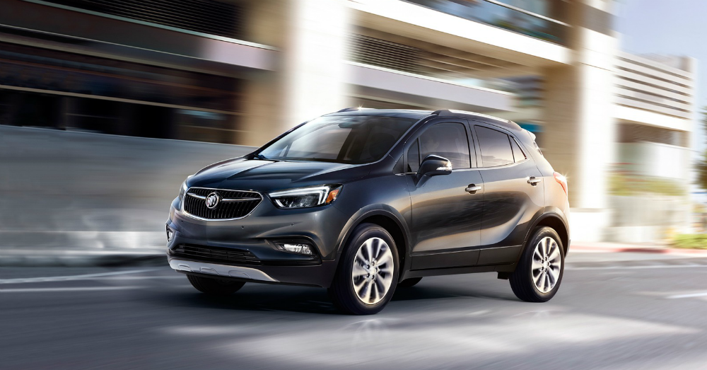 The Buick Encore is a Bubble of Happiness