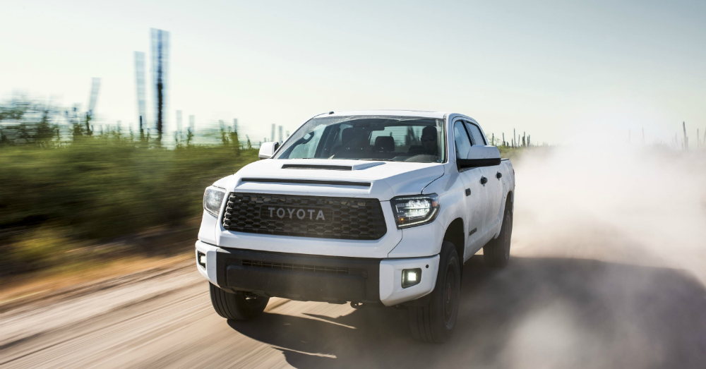 2019 Toyota Tundra The Right Full-Size Pickup for You