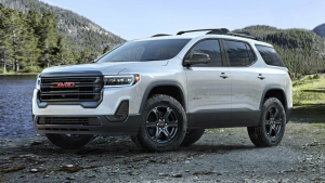 A New Look for a Rugged GMC SUV