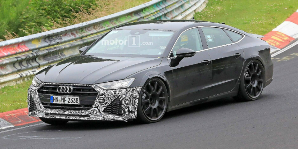 Audi has a New Super Sedan on the Way