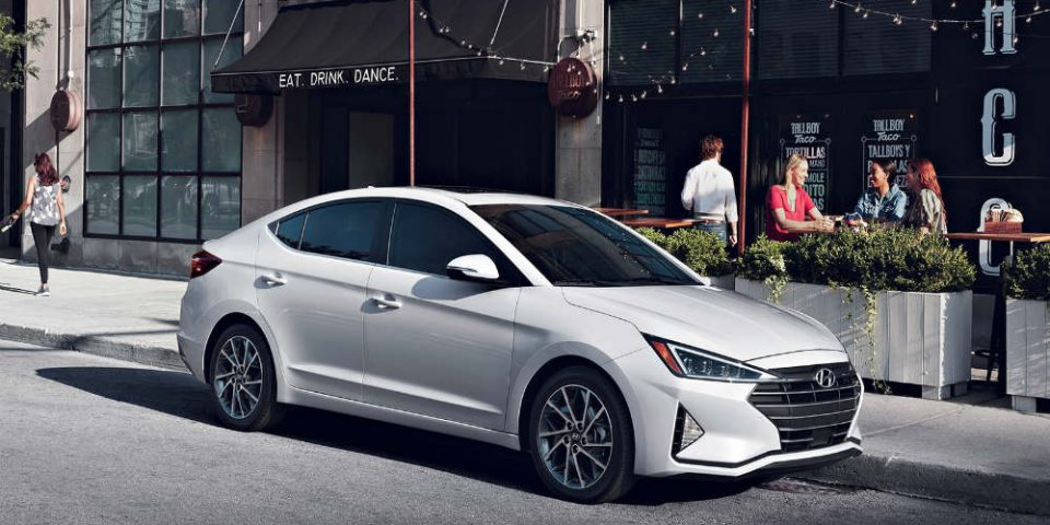 Redesign - A Hyundai Elantra with a Facelift