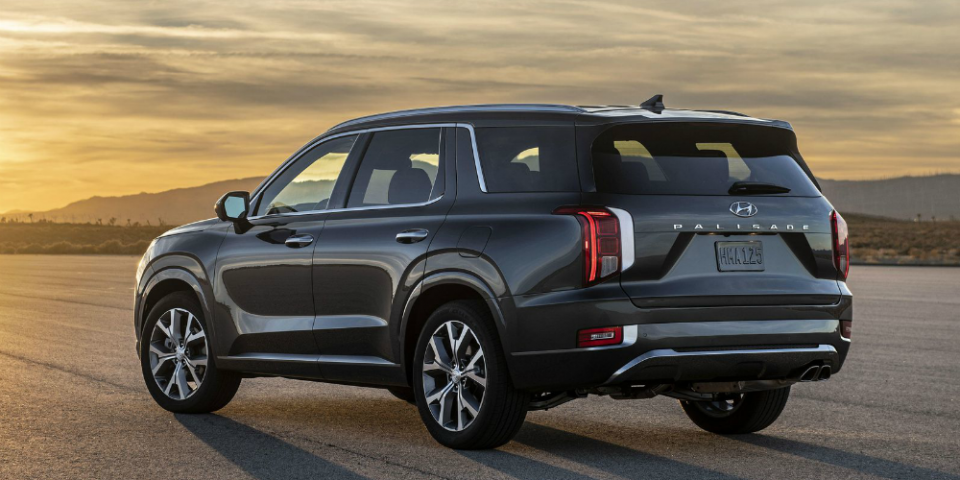 The Relaxed Feeling of the new Hyundai Palisade