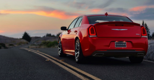 2019 Chrysler 300 Something More in a Large Sedan
