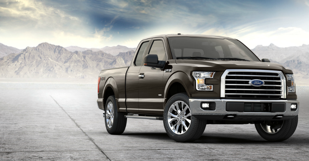 Three Stand-Out Features In A Used 2016-2017 Ford F-150