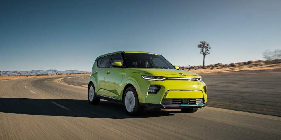 The Kia Soul has an EV for You
