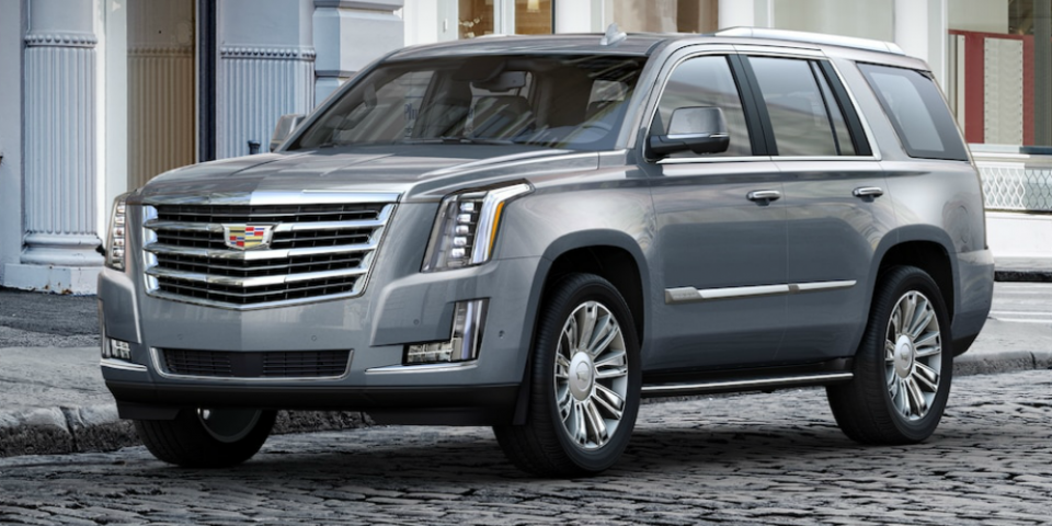 Everything Youve Ever Wanted Can be Found in the Escalade