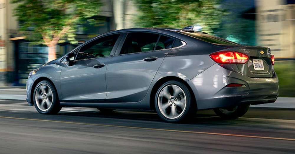 Comfort and Competence in the Chevy Cruze