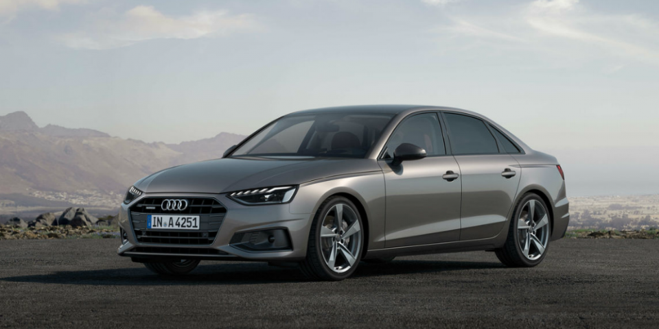 Audi Shows You a Sedan that has Fun Built In