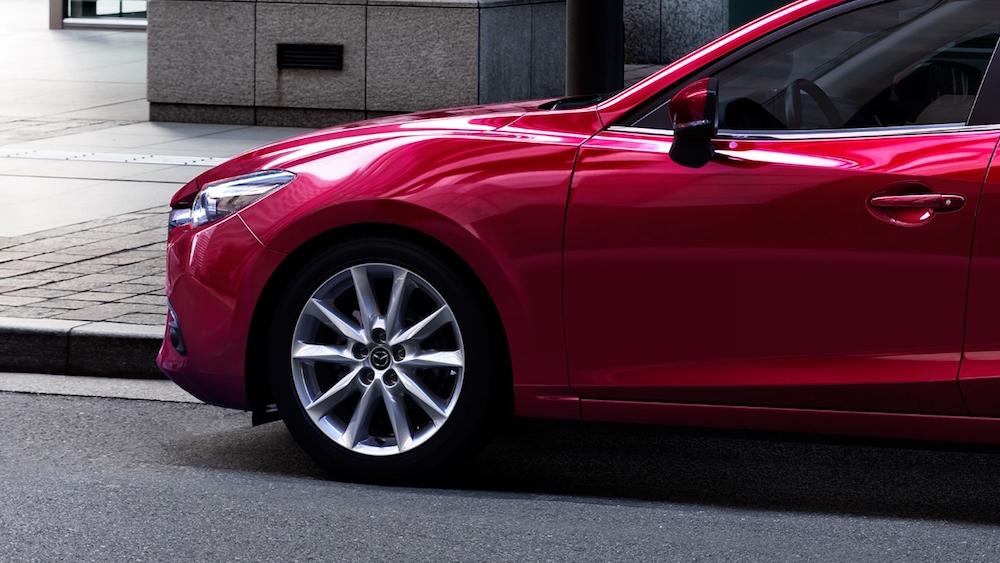 used Mazda3