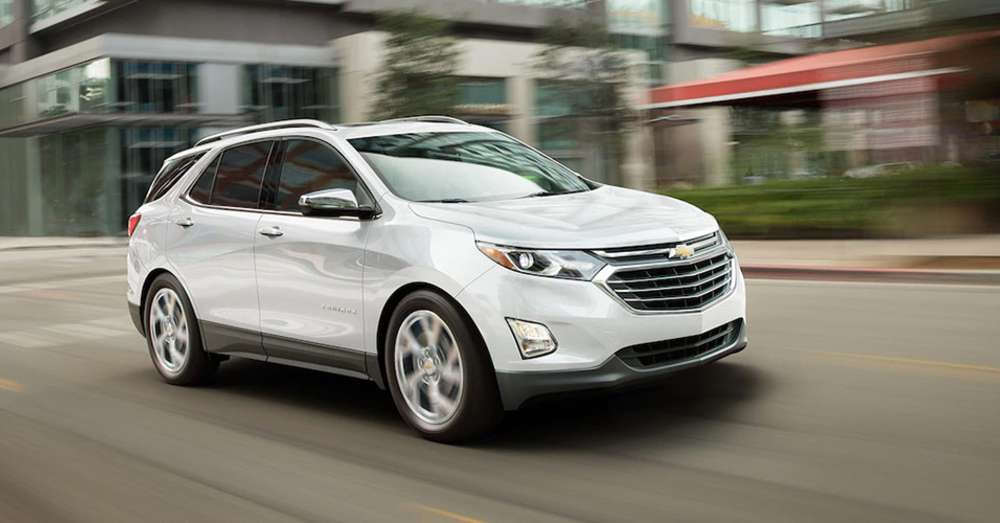 The Incredible Difference of the Chevrolet Equinox