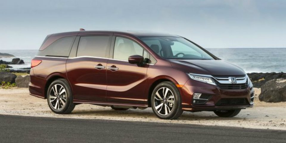 Minivan - Honda Makes Family Hauling Easier