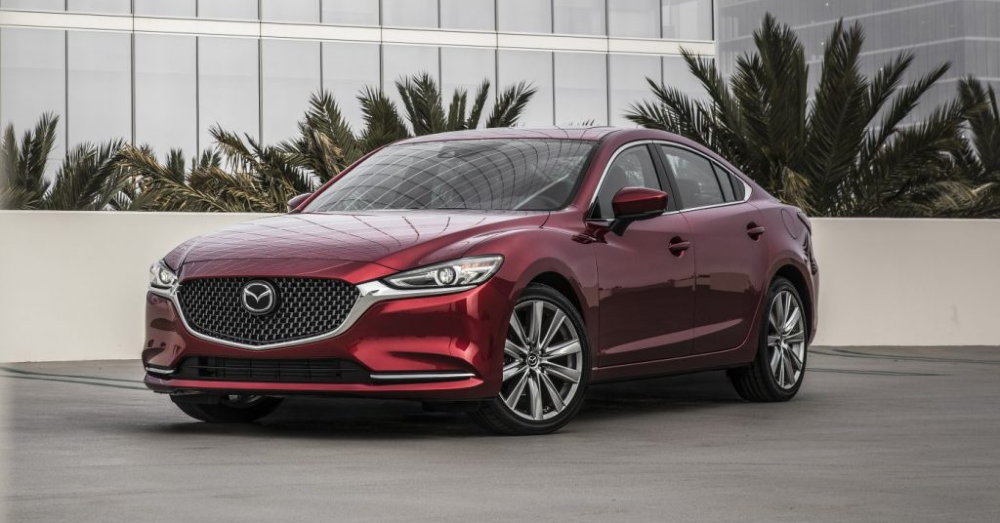The Sexiness of the Mazda6