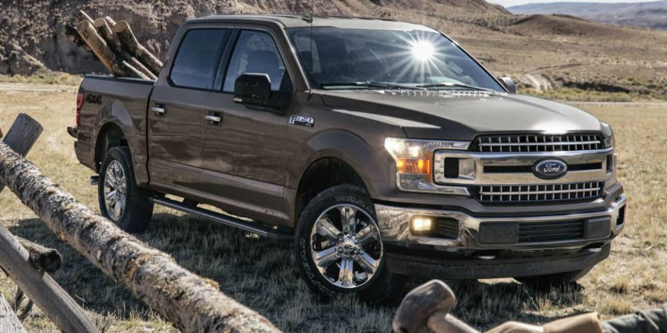 Tough Truck - Spin the Wheel for the Ford F-150