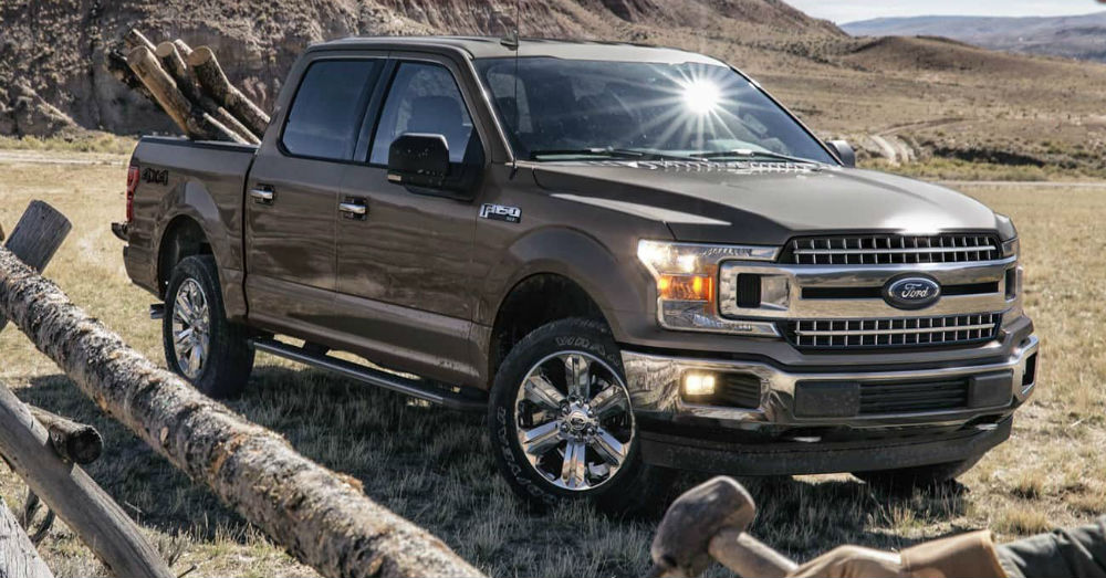 Tough Truck – Spin the Wheel for the Ford F-150