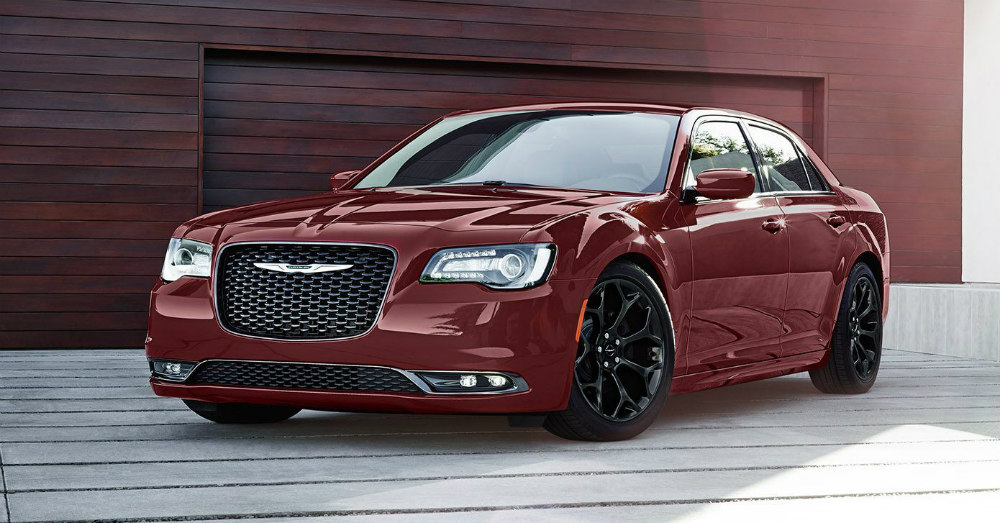 2020 Chrysler - The 300 is an Excellent Choice