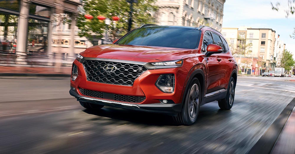 Will You Drive the Hyundai Santa Fe?