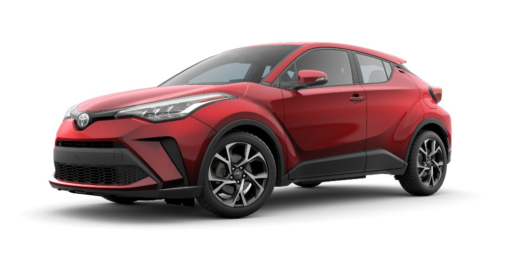 Make Progress in the Toyota C-HR