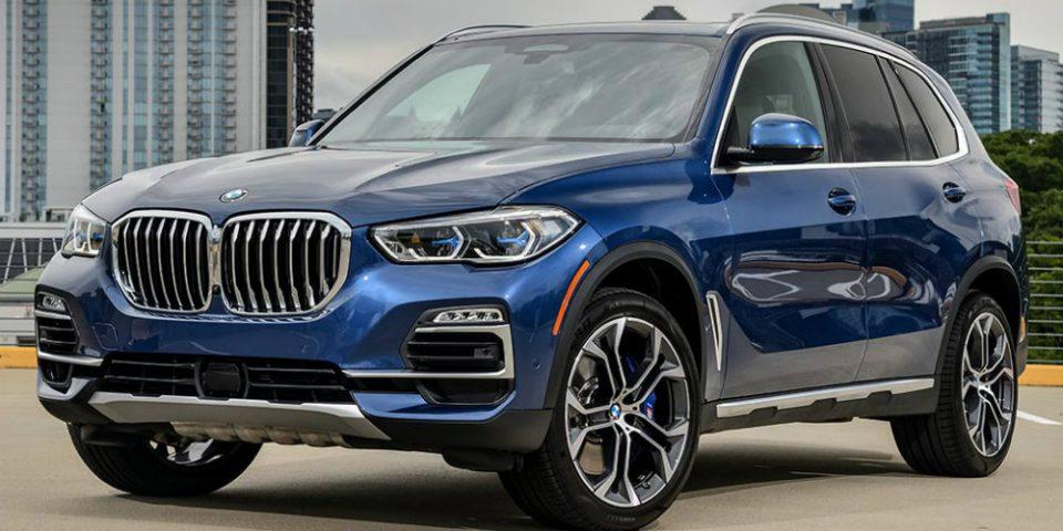 2020 BMW - Luxury Versatility is Found in the BMW X5