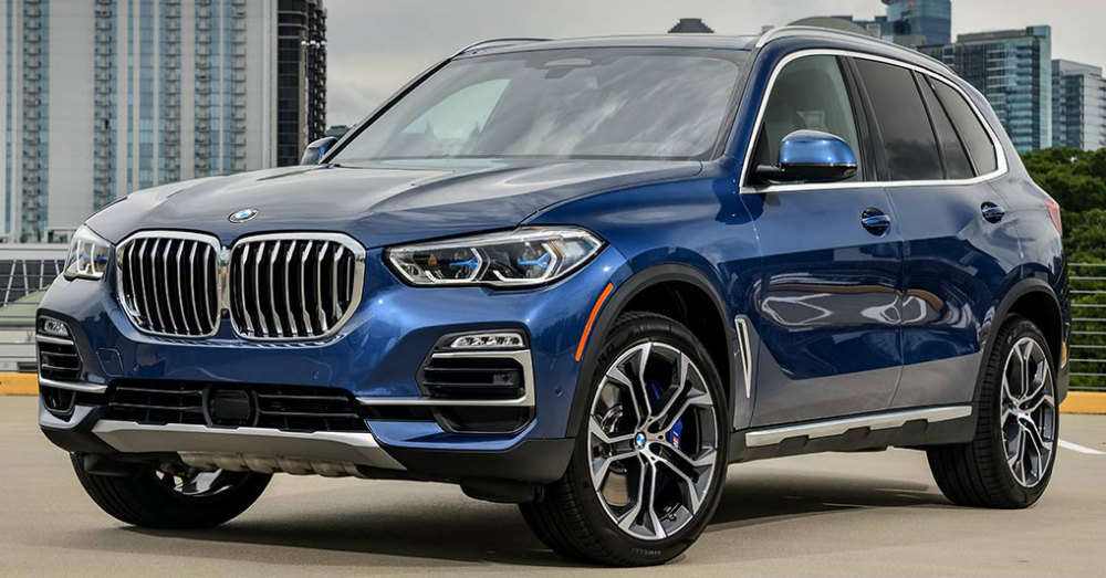 2020 BMW - Luxury Versatility is Found in the BMW X5