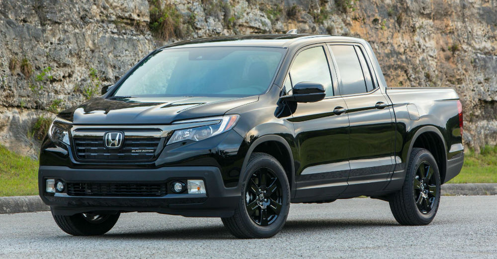 2020 Honda - Drive the Honda Ridgeline Every Day