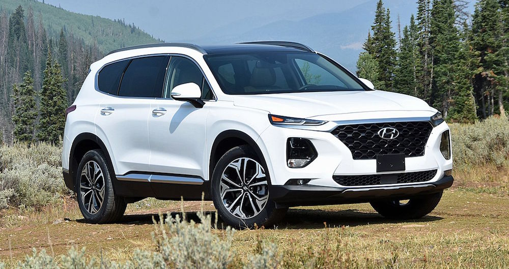 Everything You want in the Hyundai Santa Fe