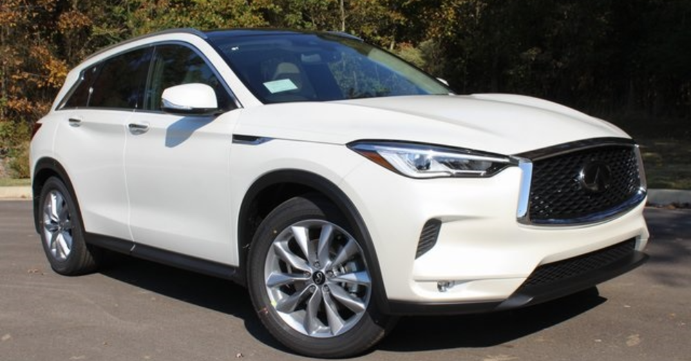 Luxury Excellence in the INFINITI QX50