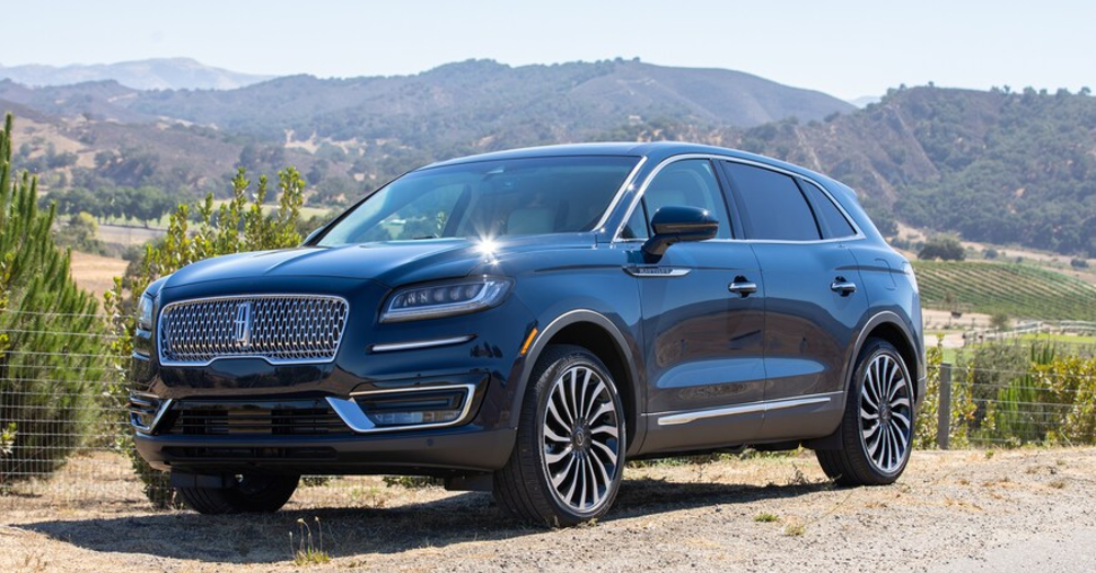 Moving Toward Better Names: MKX Rebranded as the Lincoln Nautilus