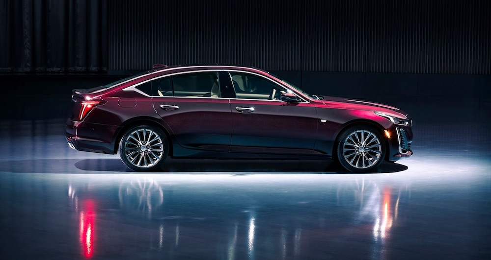 The Cadillac CTS Sedan Offers Everything