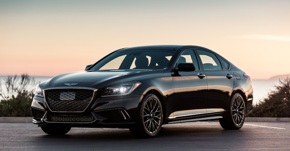 Extreme Luxury for the Genesis G80
