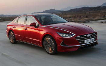 2020 Hyundai Sonata: Style and Elegance in a Family Sedan
