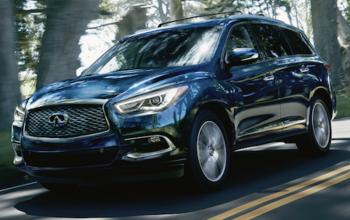 2020 INFINITI QX60: Luxury with Seven Seats