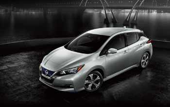 The Nissan Leaf Equals Electric Driving Perfection