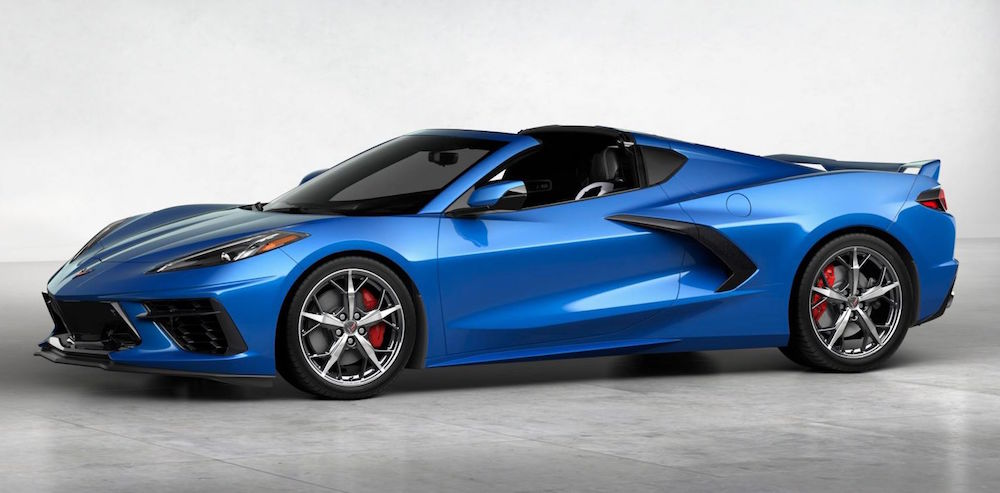 Ten Cars that Cost More than the Chevrolet Corvette
