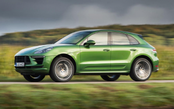 The Right SUV to Drive is the Porsche Macan