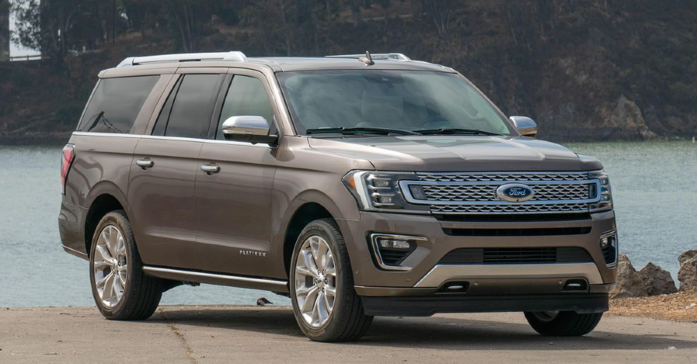 2019 Ford Expedition: Taking the Road by Storm