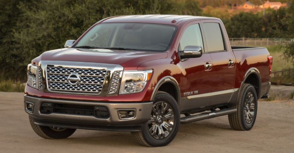 2019 Nissan Titan: Muscular and Ready to Work