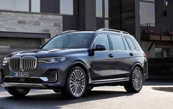 2020 BMW X7: A Big and Bold Athlete You'll Drive