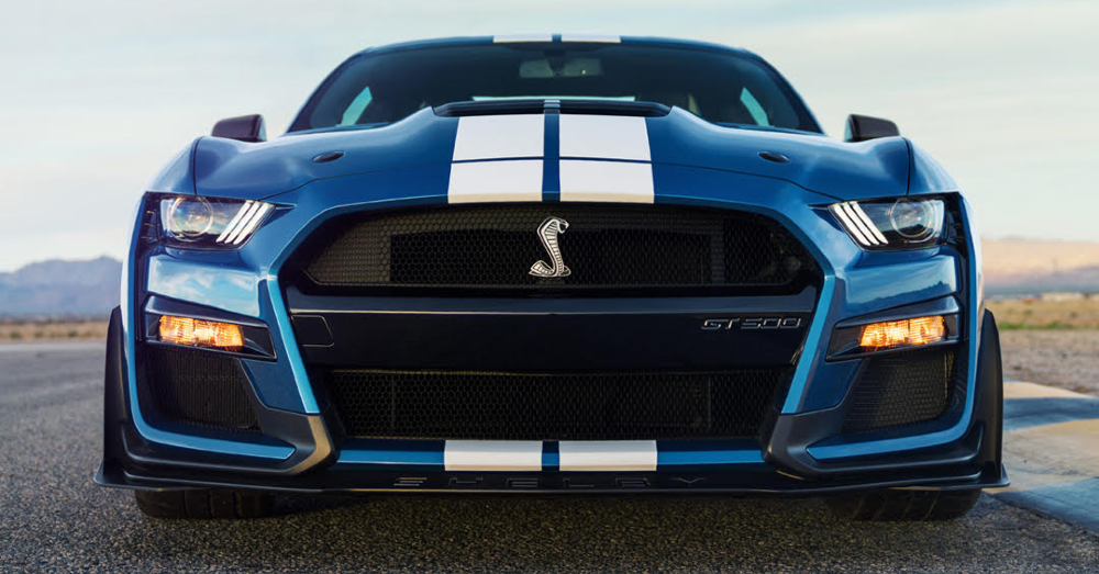 The Carroll Shelby Effect is Back for Our Admiration