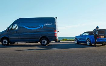 Amazon is Joining Ford to Bring Deliver to a Smart Crowd