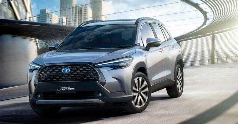 Is Toyota Bringing Us an Active Hatchback?