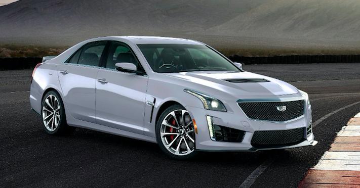 Cadillac CTS - Cadillac Sedan Luxury You'll Admire