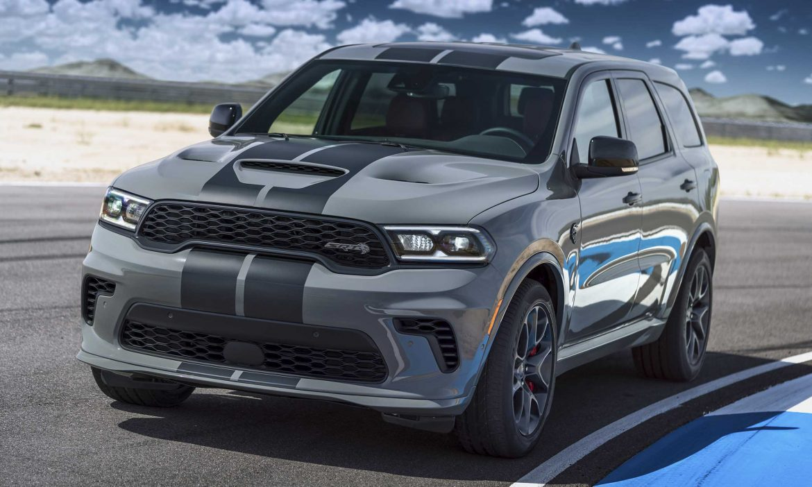 The Remarkable Qualities of the Dodge Durango