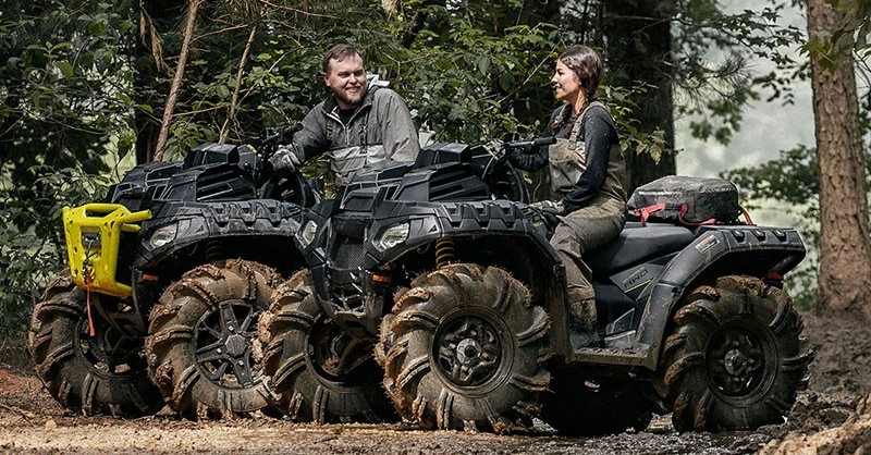 A Bulletproof Look in the Right Polaris ATV