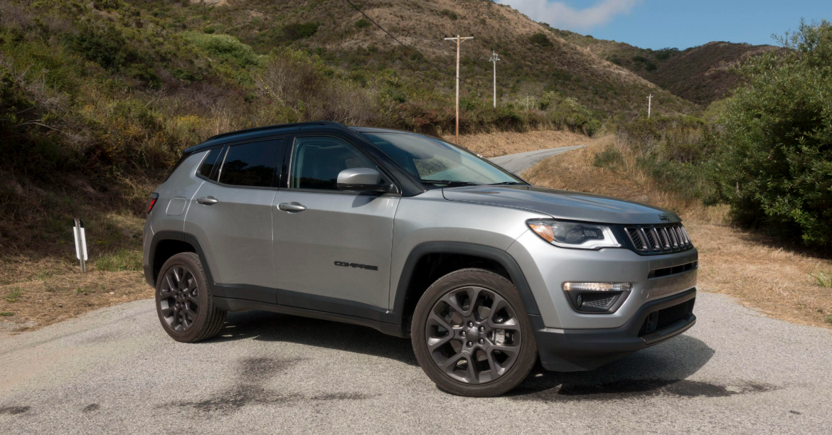 Choosing the Jeep Compass is Easy for You