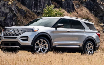 Get More for Your Drive in the Ford Explorer