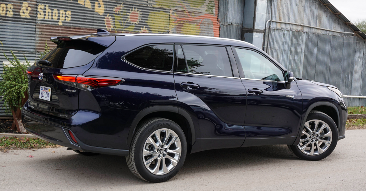 Toyota Highlander - Dependable Driving for the Family from Toyota