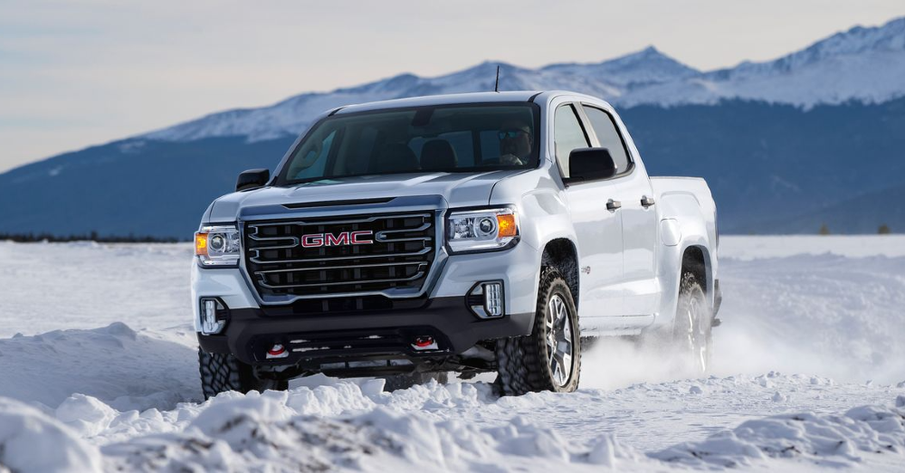 2021 GMC Canyon: New Trim Names and a Great Truck