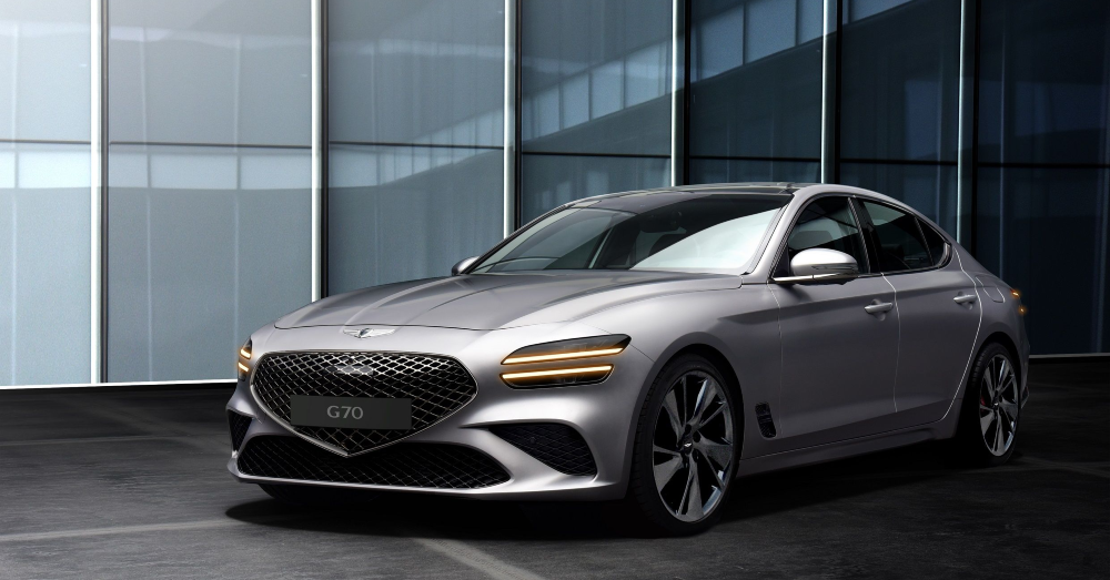 Enjoy Some Drifting in the New Genesis G70